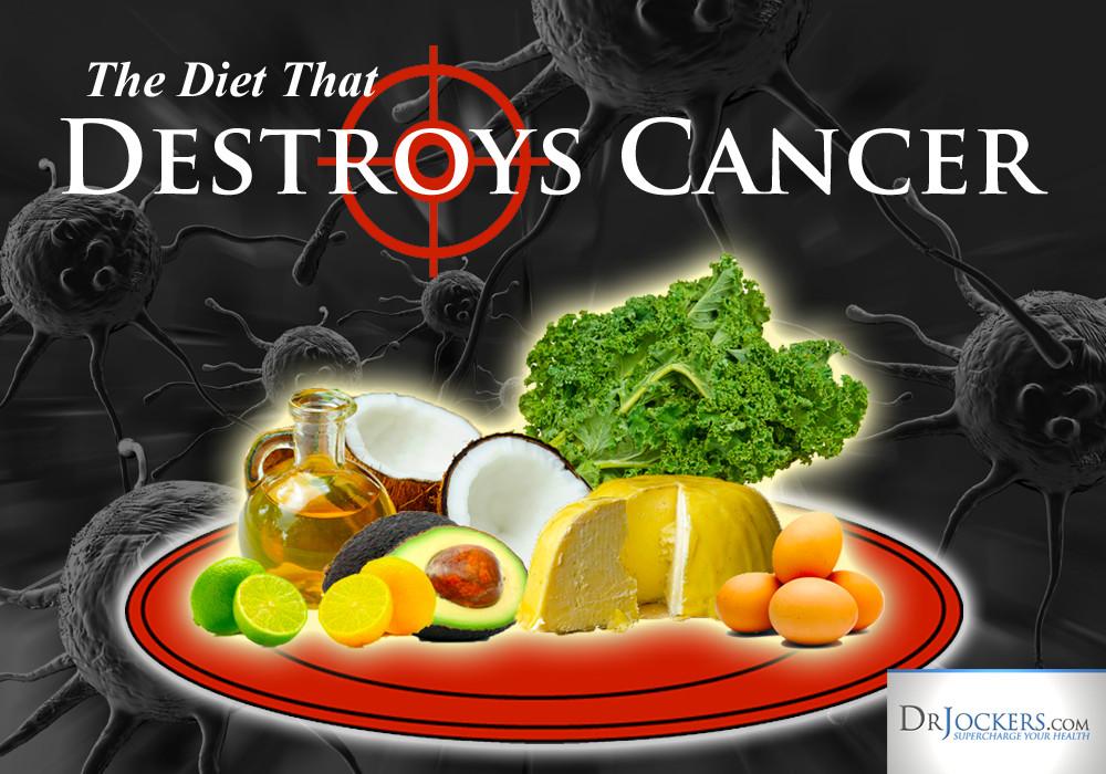 Keto Diet Cancer  The Diet that Destroys Cancer DrJockers