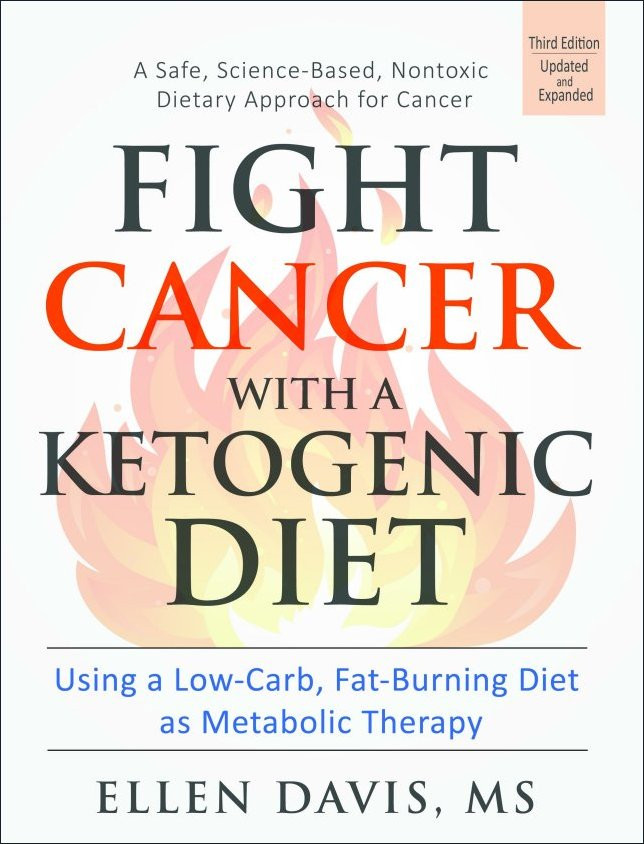 Keto Diet Cancer  Cancer Diet Fight Cancer with a Ketogenic Diet eBook