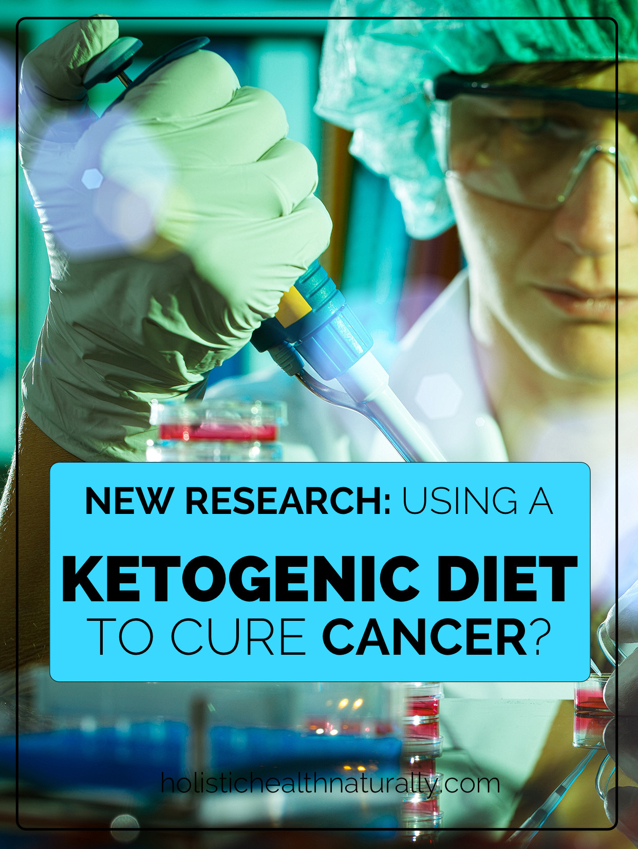 Keto Diet Cancer  New Research Using A Ketogenic Diet To Cure Cancer