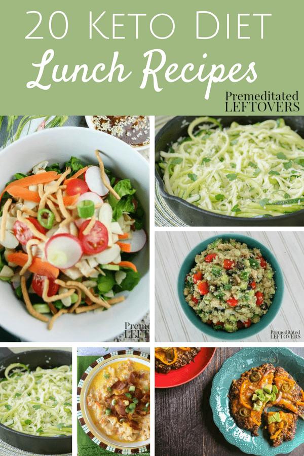 Keto Diet Dinner Recipes  20 Keto Lunch Recipes