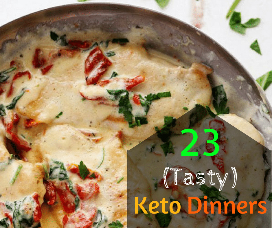Keto Diet Dinner Recipes  Keto Dinner Ideas 23 Tasty Recipes For Super Moms