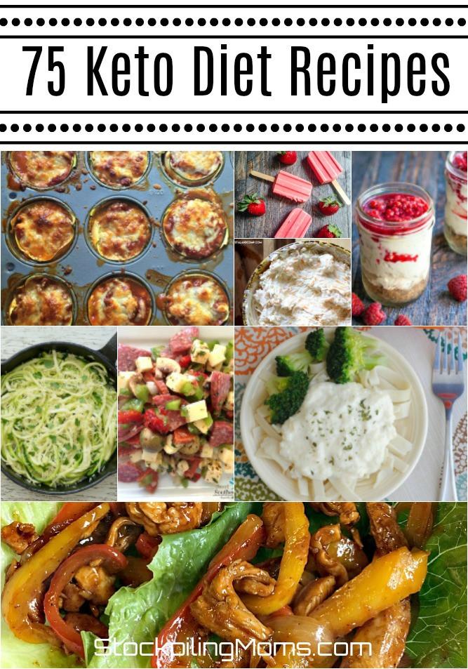 Keto Diet Dinner Recipes  75 Delicious Keto Diet Recipes