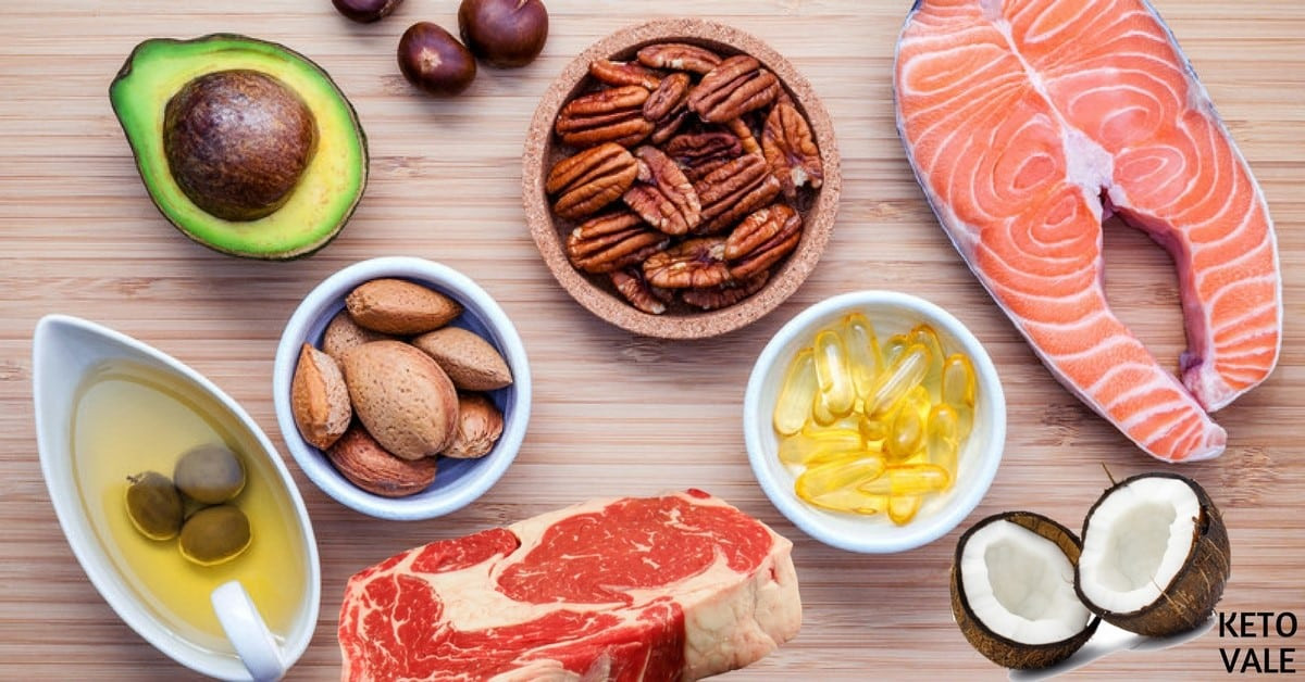 Keto Diet Fat Foods  Healthy Fats List Best Sources to Eat on Ketogenic Diet