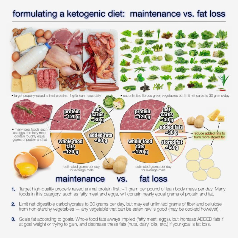 Keto Diet Fat Foods  How Much Fat Should You Eat on a Ketogenic Diet Diet Doctor