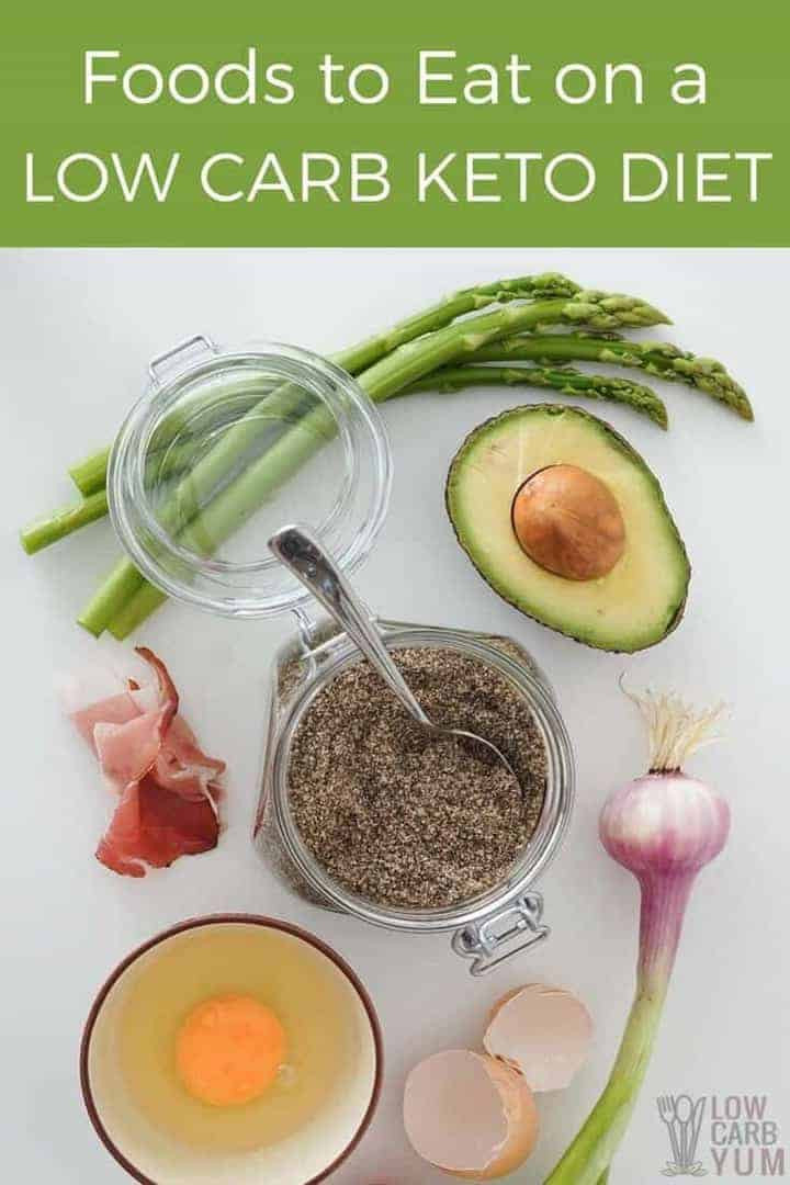 Keto Diet Fat Foods  Best Keto Foods List For Burning Fat Efficiently