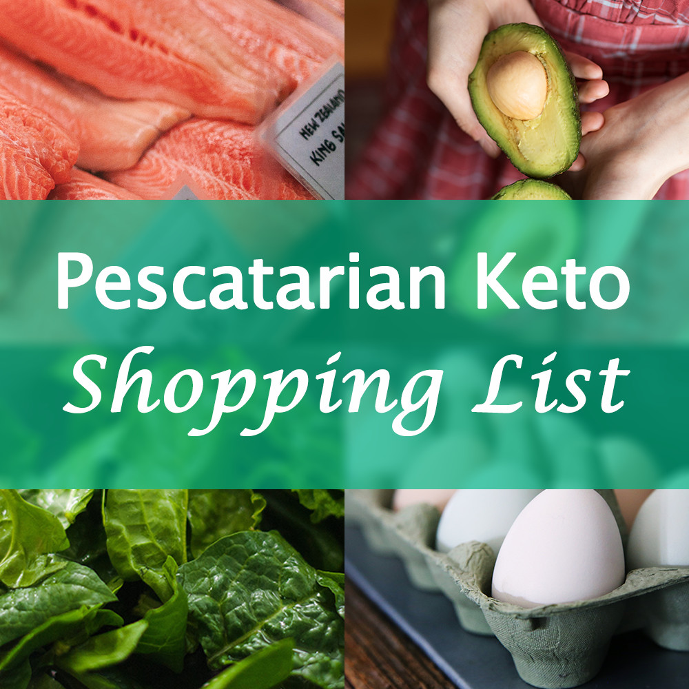 Keto Diet For Pescatarians  Informational Articles About Keto Products & More