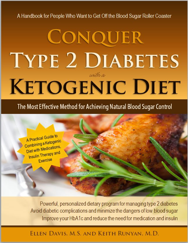 Keto Diet For Type 2 Diabetics  Conquer Type 2 Diabetes with a Ketogenic Diet Ketopia