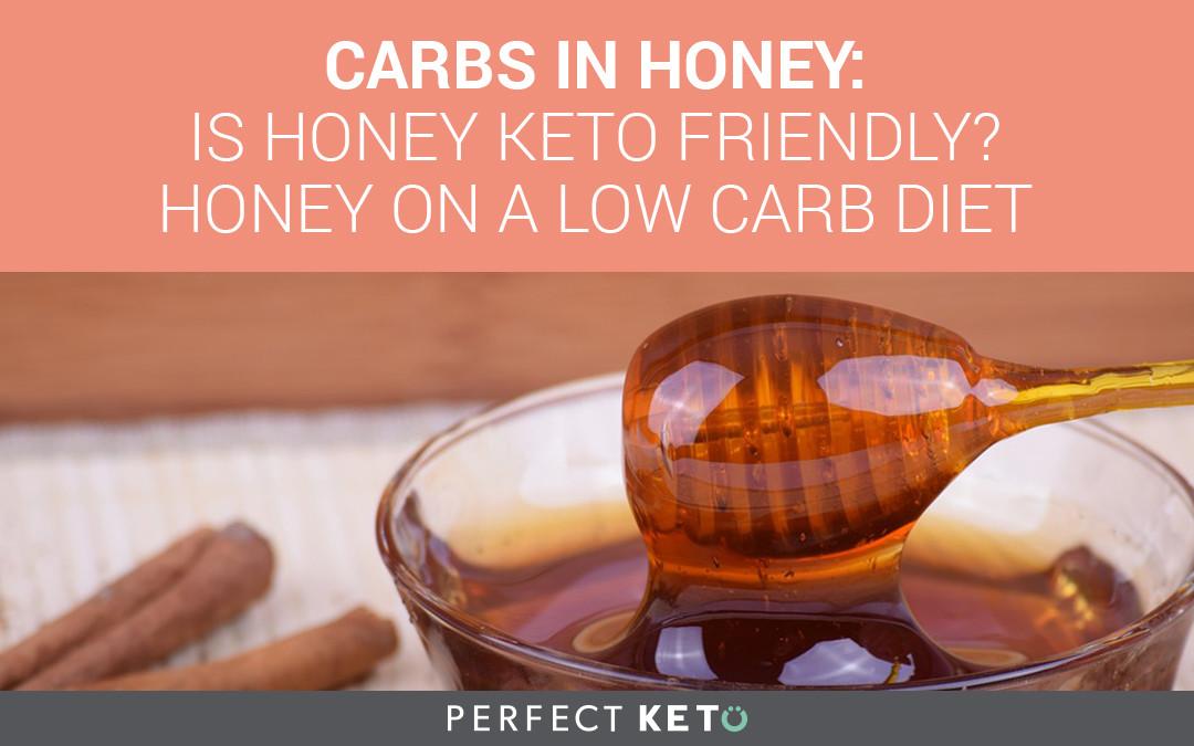 Keto Diet Honey  Ketosis for Wound Healing Perfect Keto Exogenous Ketones