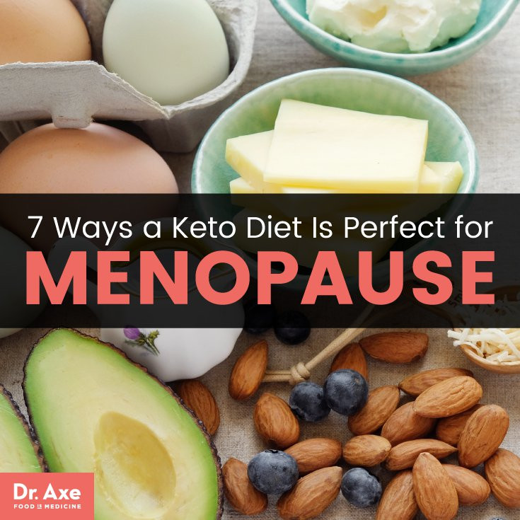 Keto Diet Hot Flashes  7 Ways a Keto Diet Is Perfect for Menopause Get Collagen