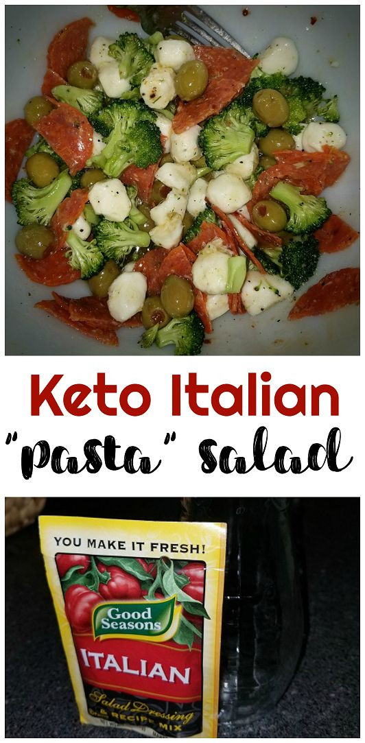 Keto Diet Olives  This yummy keto pasta salad was thought of by Andrea Lara
