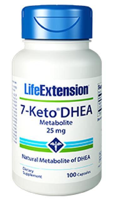 Keto Diet Pills Walmart  7 Keto DHEA Metabolite 25 mg Life Extension 100