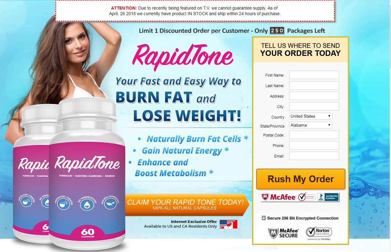 Keto Diet Pills Walmart  Rapid Tone Diet Review – Weight Loss Pills Rapid tone