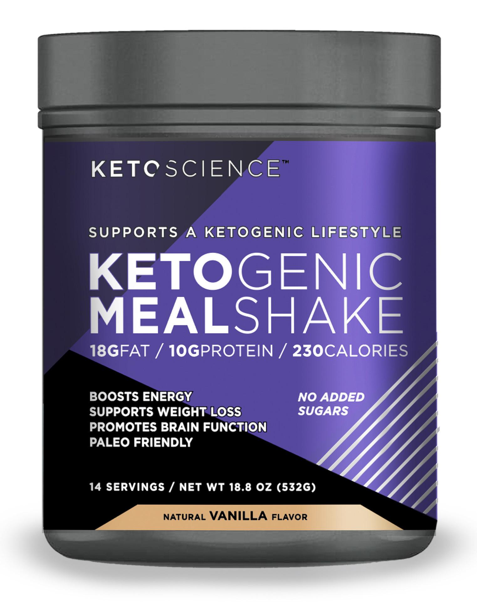 Keto Diet Pills Walmart  Keto Science Ketogenic Meal Shake Vanilla Dietary