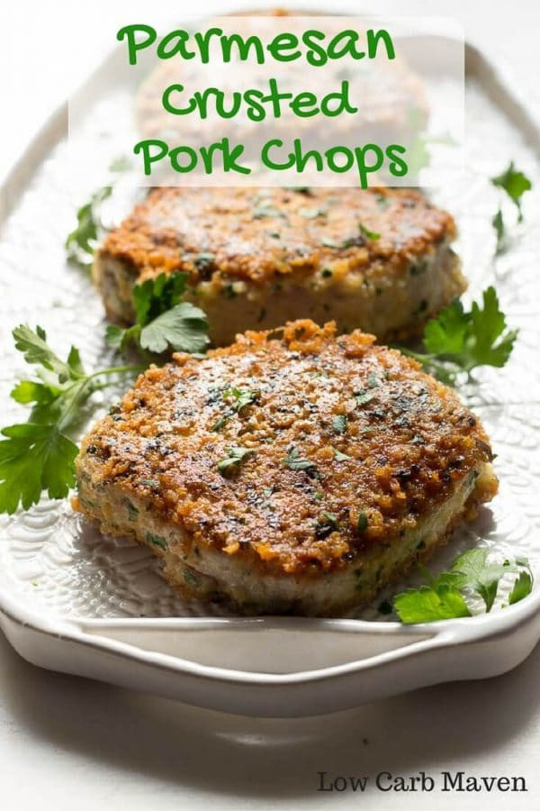 Keto Diet Pork Chops  Easy Parmesan Crusted Pork Chops boneless