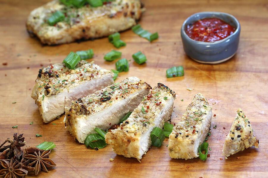 Keto Diet Pork Chops  Asian Inspired Keto Pork Chops
