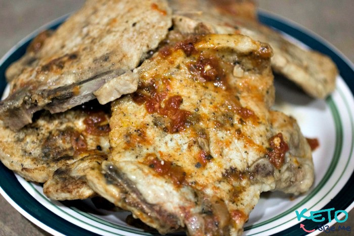Keto Diet Pork Chops  Keto Lime Pork Chops Crock Pot Meals • Keto Size Me