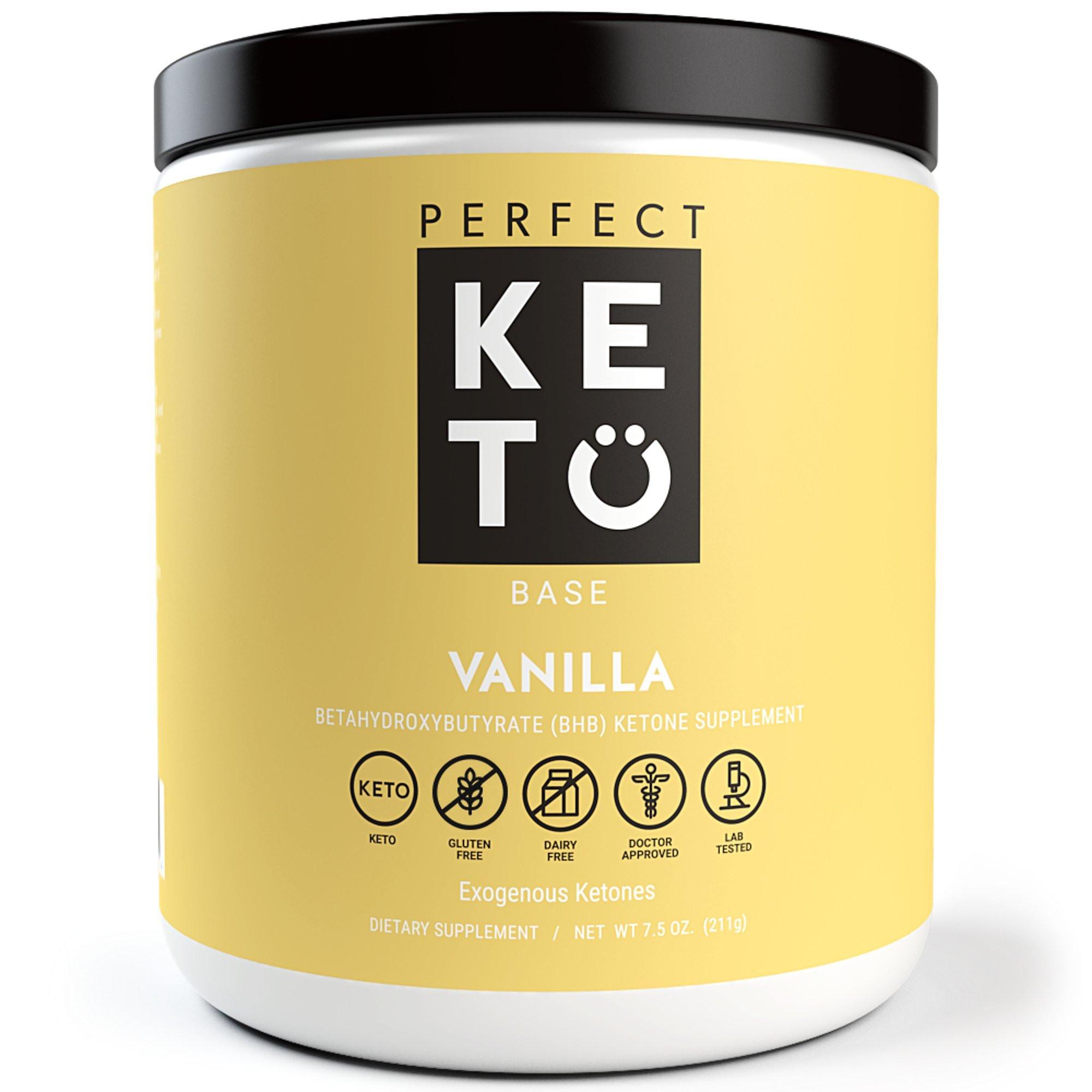Keto Diet Protein Powder  Amazon Perfect Keto Protein Powder Pure Grass fed