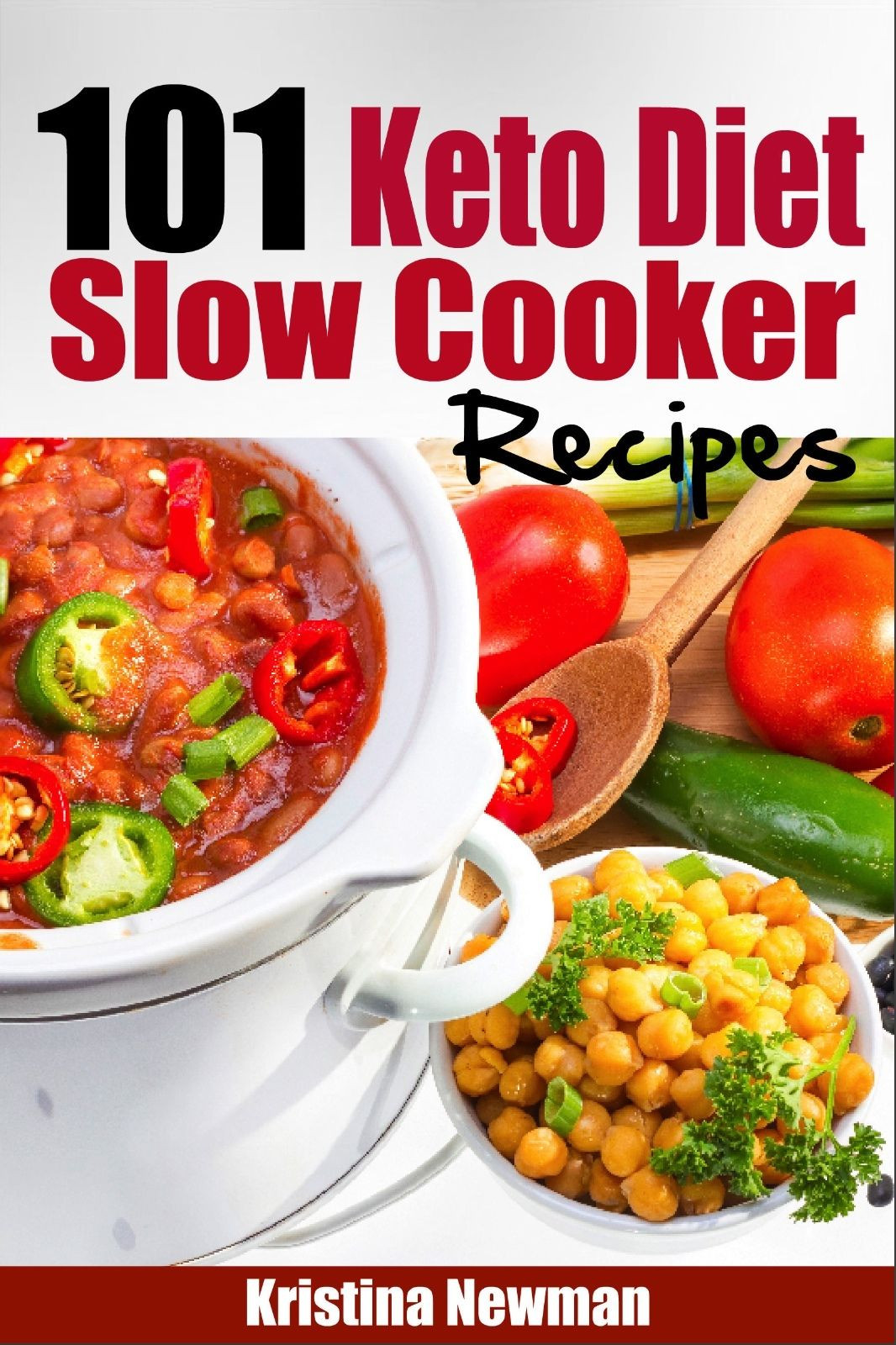 Keto Diet Recipes Free  101 Ketogenic Diet Slow Cooker Recipes Quick & Easy Low