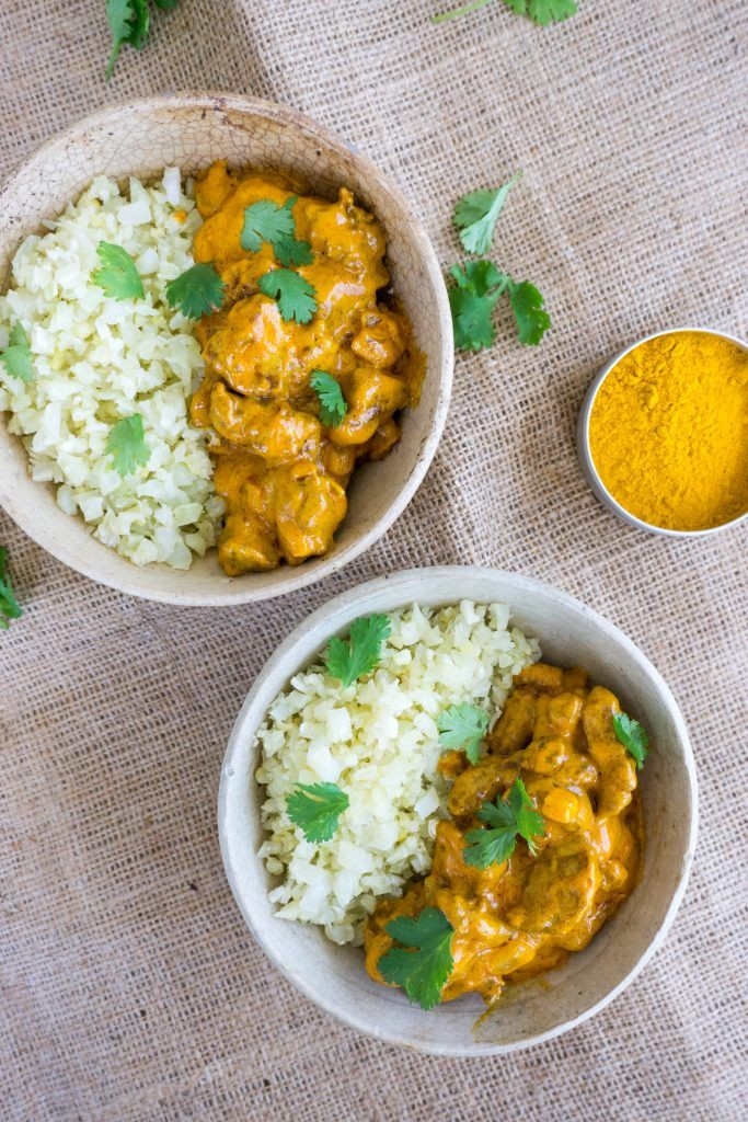 Keto Diet Recipes Indian  Keto Butter Chicken Recipe