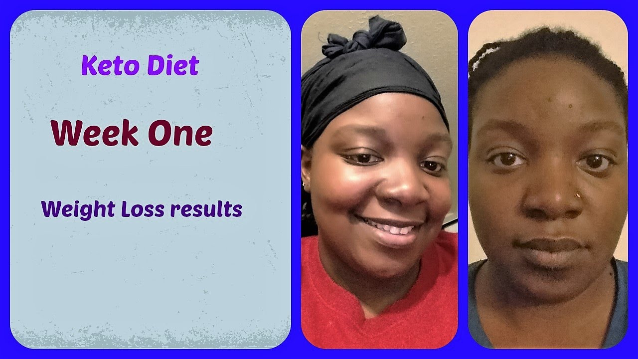 Keto Diet Results 4 Weeks  Week e Low Carb Keto t