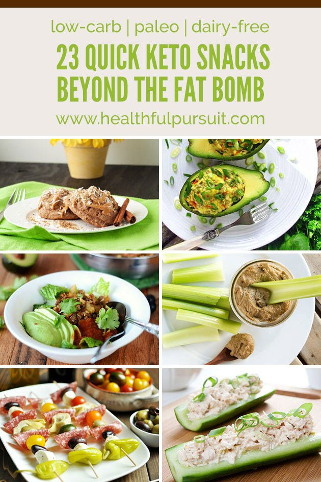 Keto Diet Snacks Ideas  23 Quick Keto Snacks Beyond the Fat Bomb