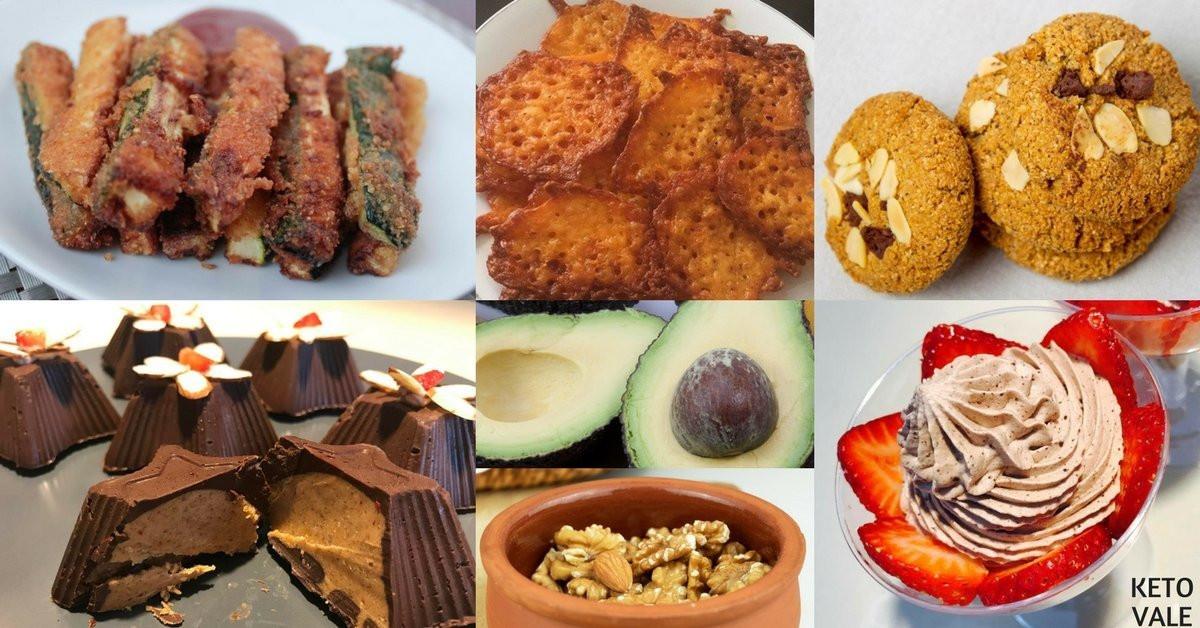 Keto Diet Snacks Ideas  Top 50 Low Carb Keto Snacks Ideas and Recipes