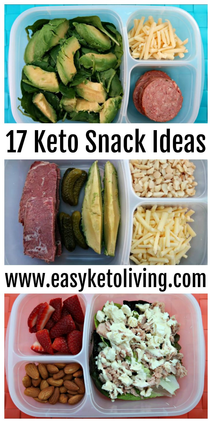 Keto Diet Snacks Ideas  17 Keto Snacks The Go Ideas Easy Low Carb Ketogenic