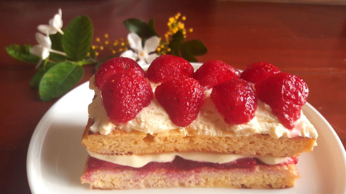 Keto Diet Strawberries  Keto Strawberry Shortcake – i Stayfit