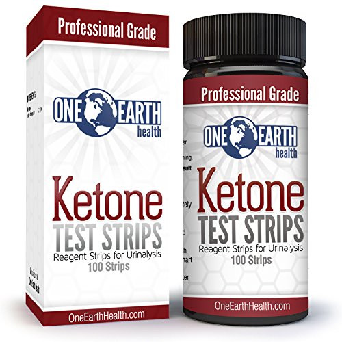 Keto Diet Strips  Ketone Test Strips for Low Carb Diets Ketosis Diets