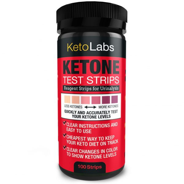 Keto Diet Strips  Ketosis Strips When To Use