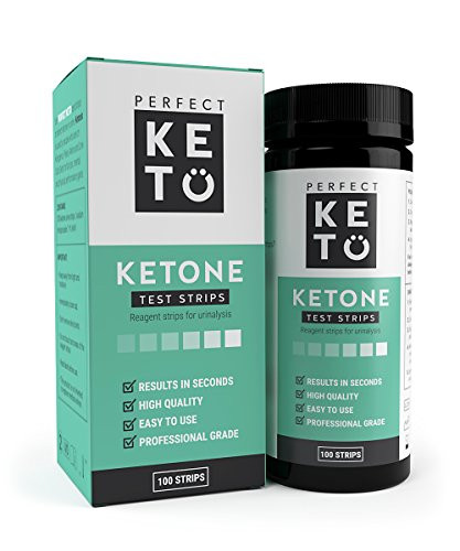 Keto Diet Strips  Perfect Keto Ketone Testing Strips for Ketosis and the