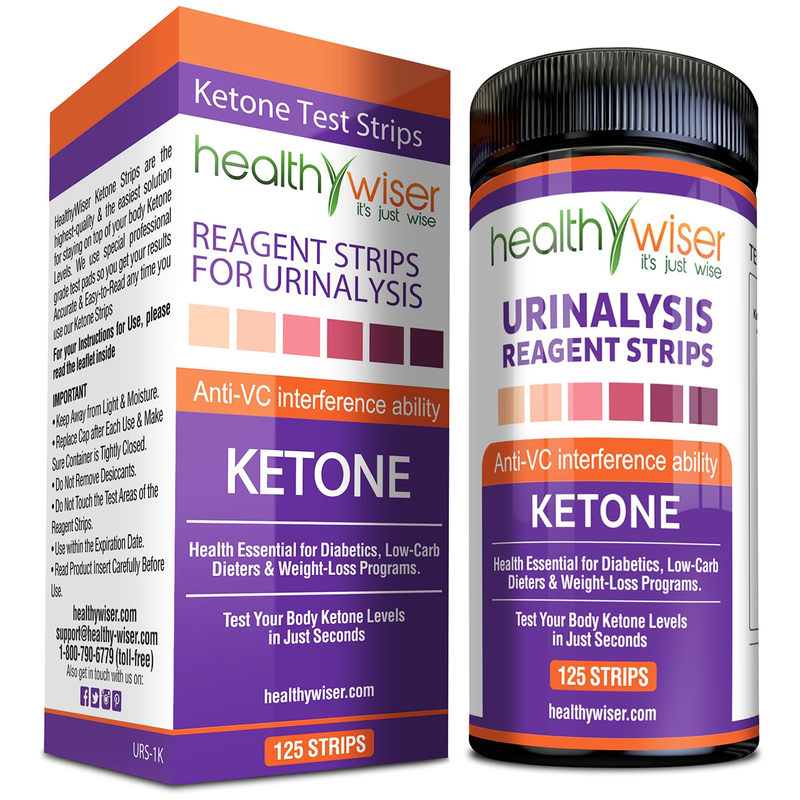 Keto Diet Strips  Amazon Ketone Test Strips – Great for Diabetics