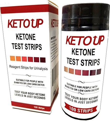 Keto Diet Strips  Ketone Test Strips – Bulletproof – Keto Diet – 100 Count