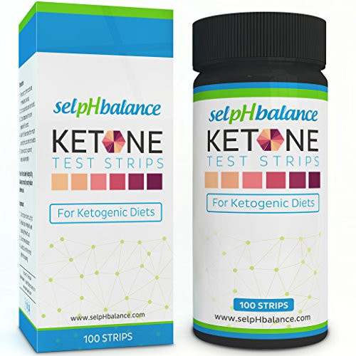 Keto Diet Strips  Urinalysis Test Strips Ketone Strips for Use in Ketogenic