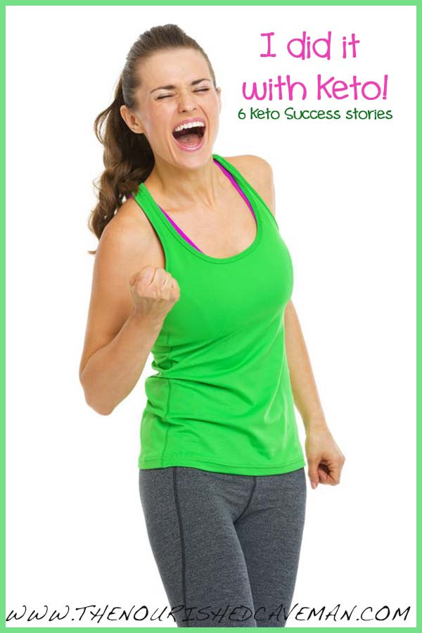 Keto Diet Success Stories  Keto Success Stories The Nourished Caveman