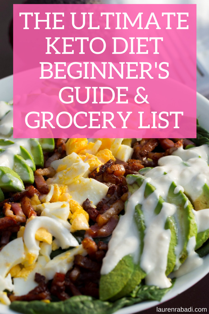 Keto Diet Videos  The Ultimate Keto Diet Beginner s Guide & Grocery List