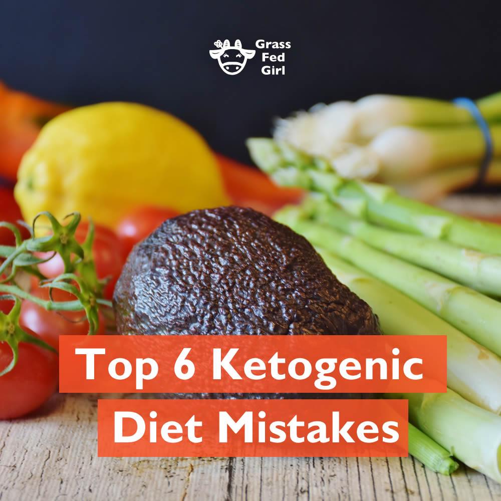 Keto Diet Videos  6 mon Ketogenic Diet Mistakes