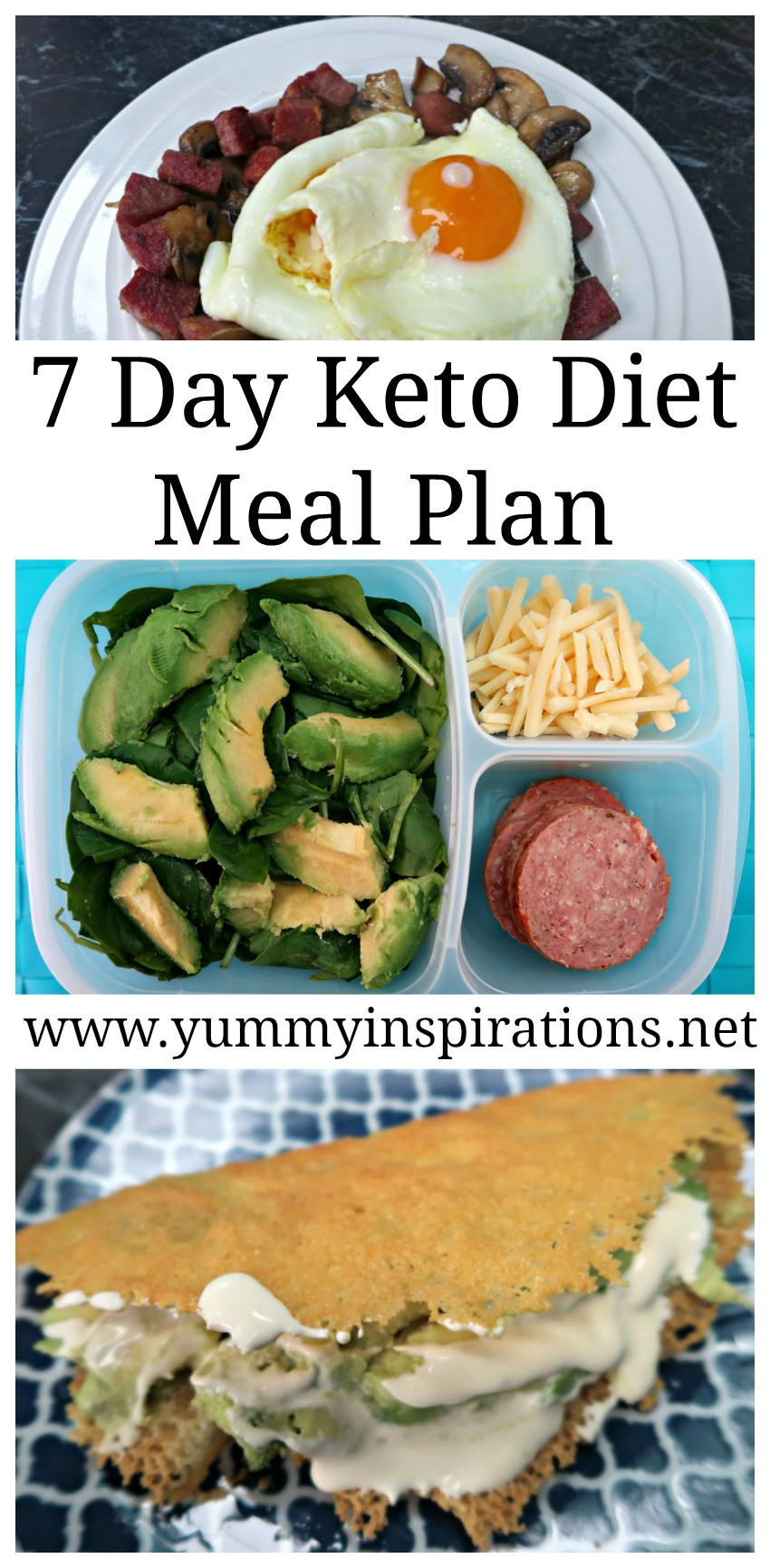 Keto Diet Videos  7 Day Keto Diet Meal Plan For Weight Loss Ketogenic Foods