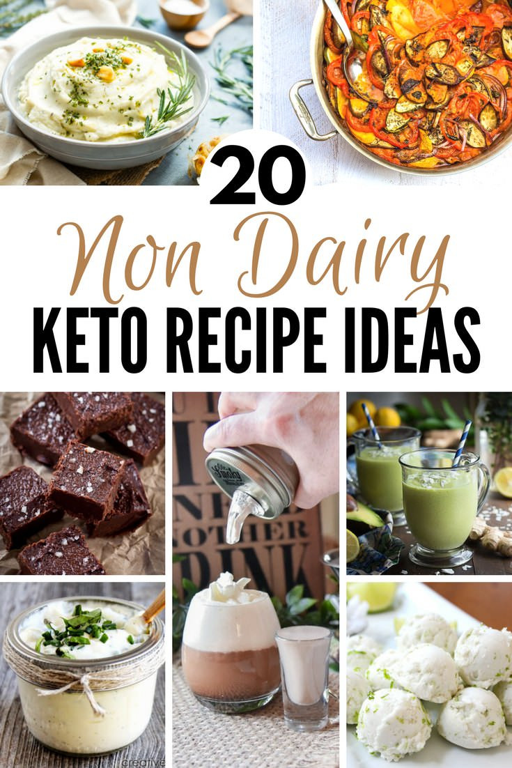 Keto Diet Without Dairy  20 Non Dairy Keto Recipes iSaveA2Z