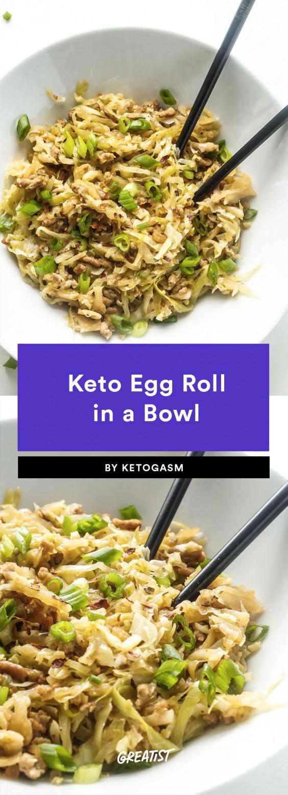 Keto Friendly Noodles  Keto Meals 11 Low Carb Noodles to Get Your Fix