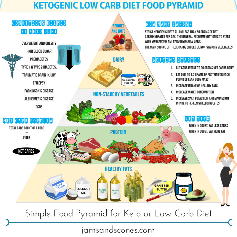 Keto Genic Diet  Keto Paleo Low Carb or Grain Free OH MY Jams and Scones