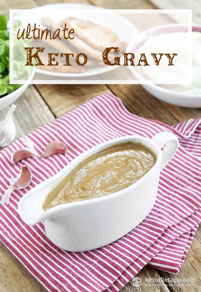 Keto Gravy Beef  Ultimate Keto Gravy