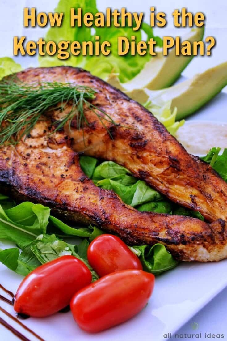 Keto Mediterranean Diet  How Healthy is the Ketogenic Diet Plan