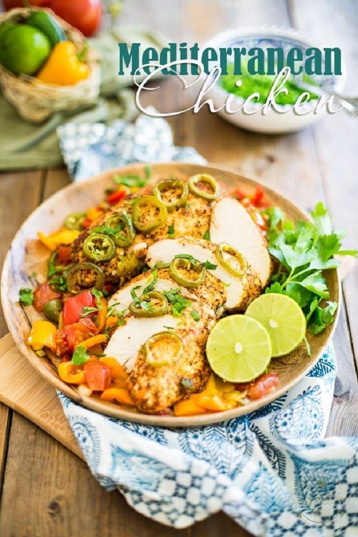 Keto Mediterranean Diet  Mediterranean Chicken Keto Diet Menu Iphone Wallpaper