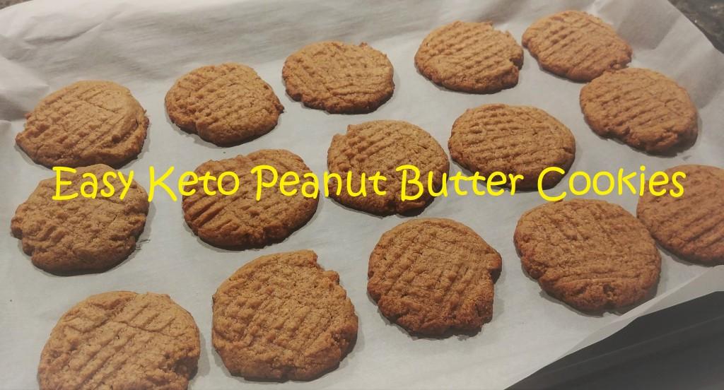 Keto Peanut Butter Cookies Cream Cheese  keto cookies peanut butter