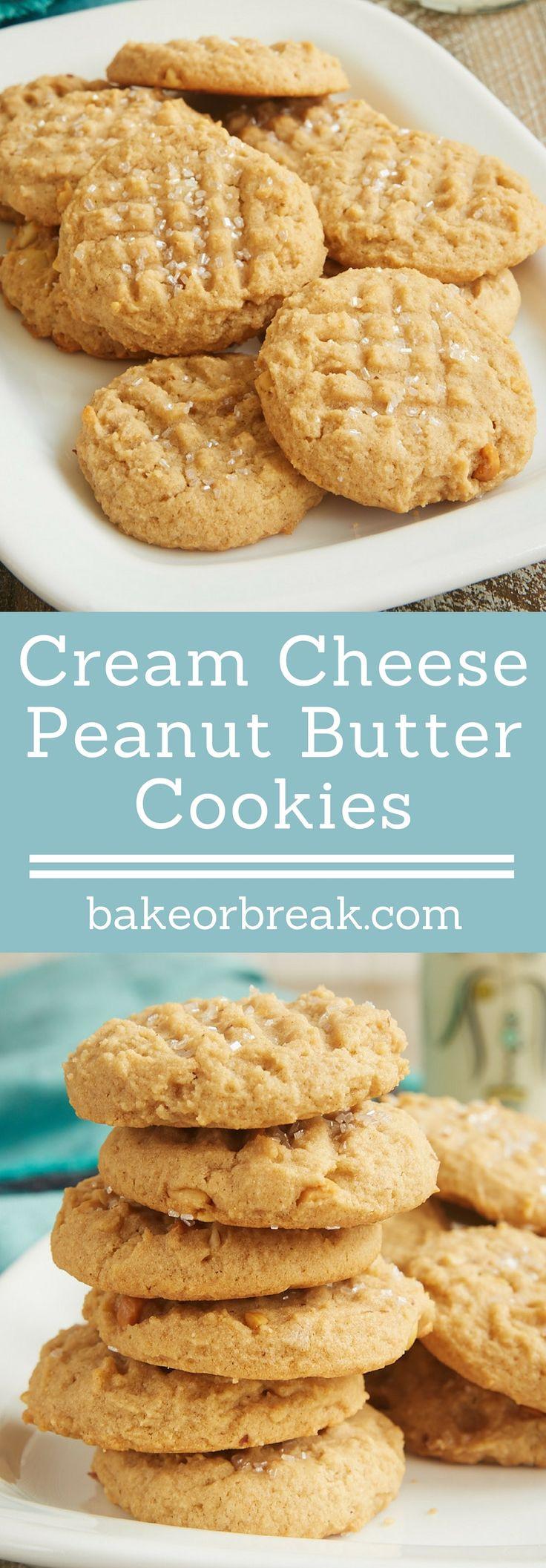 Keto Peanut Butter Cookies Cream Cheese  Cream Cheese Peanut Butter Cookies Recipe