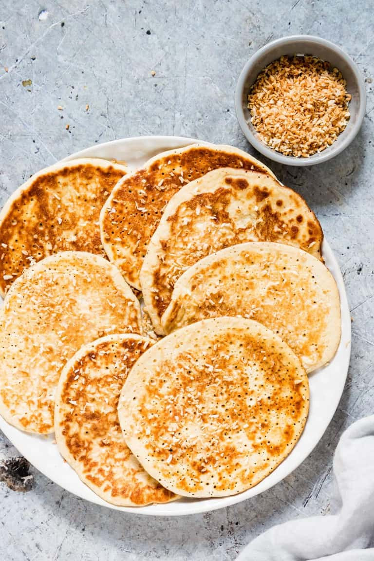 Keto Pumpkin Pancakes  Ketogenic Pumpkin Pancakes