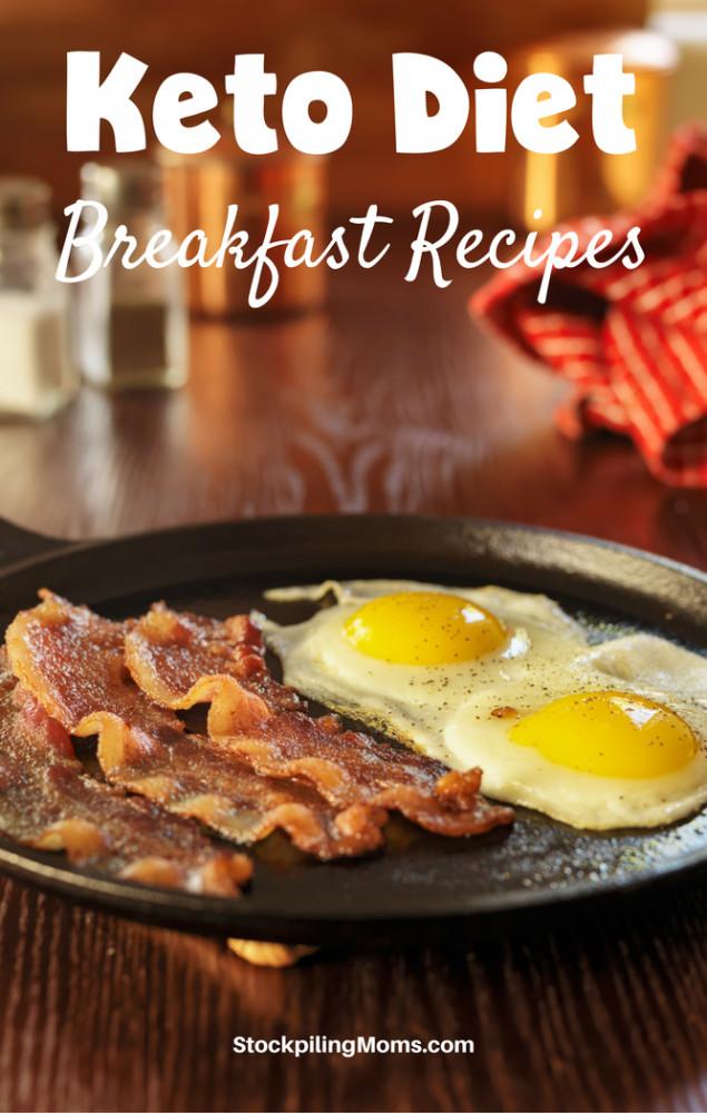 Keto Recipes For Breakfast  12 Keto Diet Breakfast Recipes