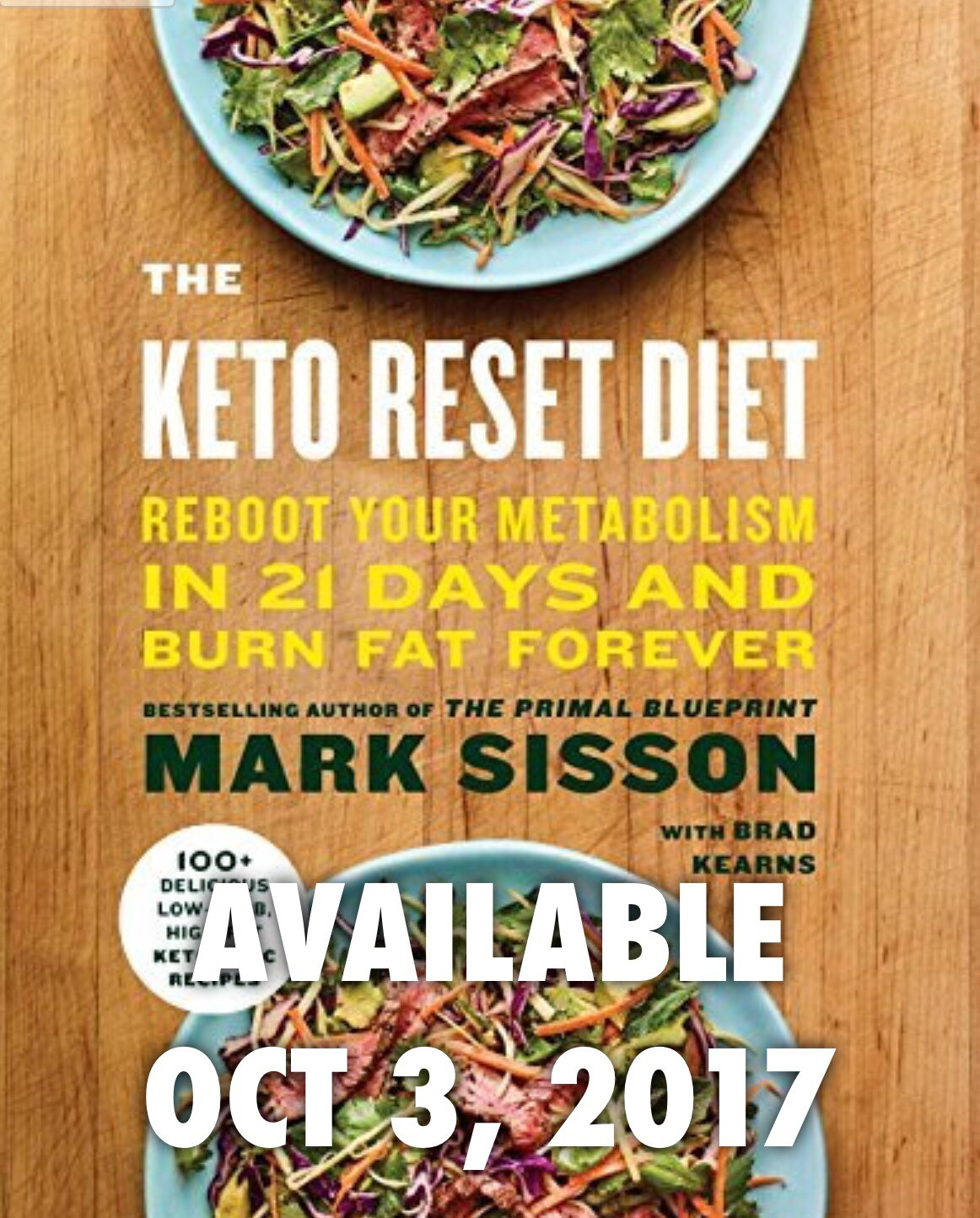 Keto Reset Diet Book  The Rabbit Hole Essential Reading Nutrition Edition