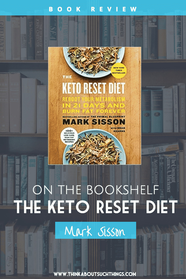 Keto Reset Diet Book  My Bookshelf The Keto Reset Diet